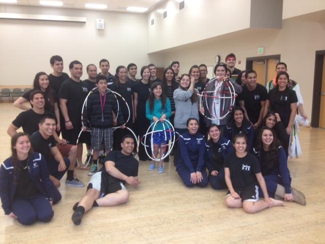 Teens visit BYU Living Legends