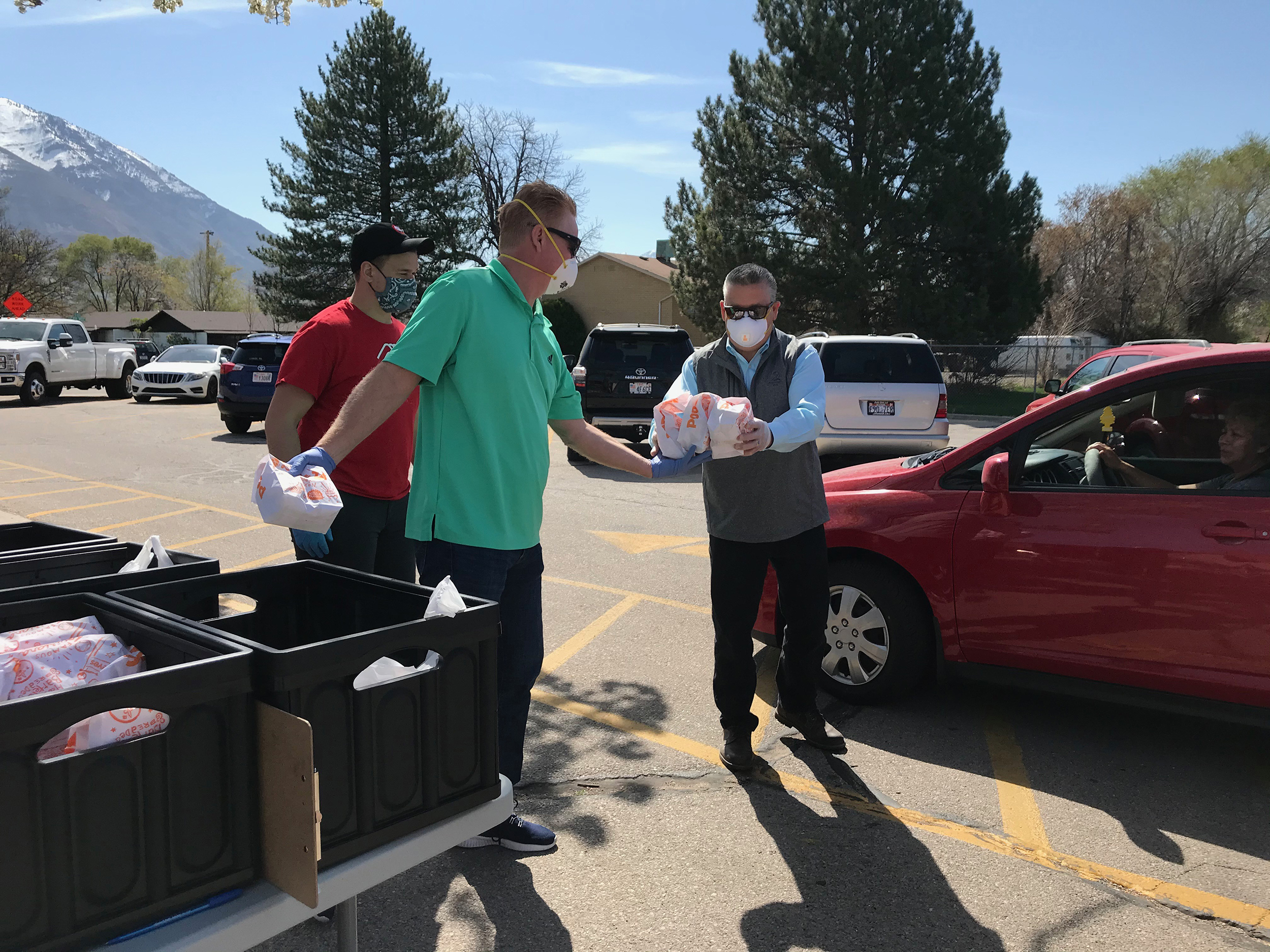 Boys & Girls Club to Provide COVID-19 Relief and Services to Utah County
